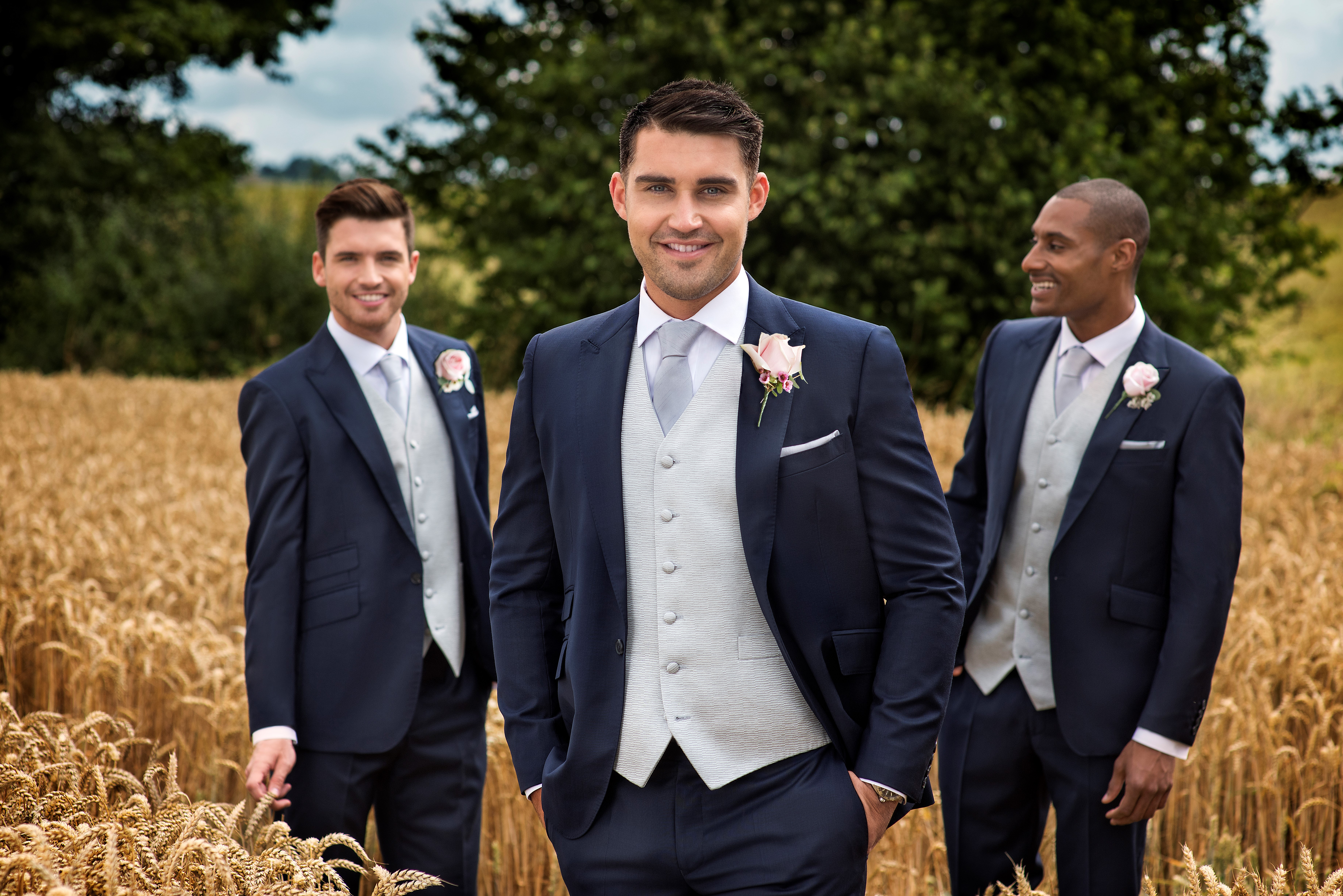 Suits & Formal Wear to Hire from Kilts 4 U